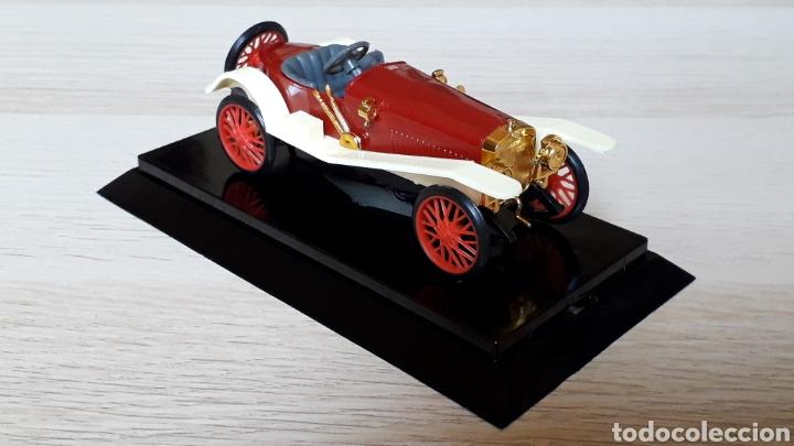 Coches a escala: Hispano Suiza Alfonso XIII ref 6005, plástico esc 1/43, Eko made in Spain, original años 60-70. Caja - Foto 5 - 204650510