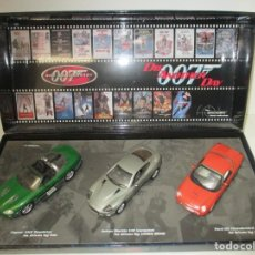 Coches a escala: DIE ANOTHER DAY / 007 JAMES BOND / MINICHAMPS / 40 ANIVERSARIO. Lote 204764192