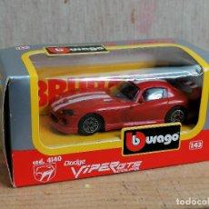 Voitures à l'échelle: DODGE VIPER GTS COUPE BURAGO. Lote 204794597
