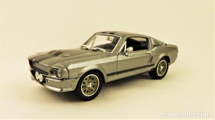 Coches a escala: Mustang GT Eleanor Película 60 segundos - Foto 3 - 205026725