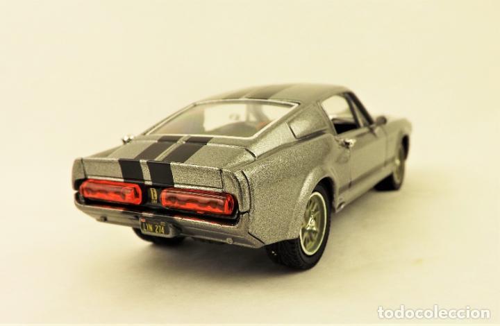 Coches a escala: Mustang GT Eleanor Película 60 segundos - Foto 6 - 205026725