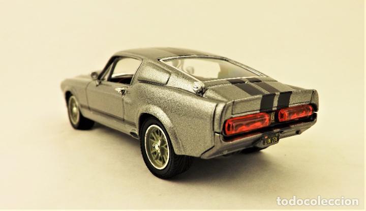Coches a escala: Mustang GT Eleanor Película 60 segundos - Foto 7 - 205026725