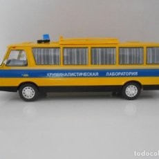 Carros em escala: AUTOBUS BUS RUSO MOSCU MOSCOW RUSSIA URRS CAR 1/43 1:43 MINIATURE MINIATURA. Lote 205046875