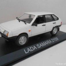 Carros em escala: COCHE LADA SAMARA 2109 MODEL CAR 1/43 1:43 MINIATURE MINIATURA ALFREEDOM. Lote 205136170