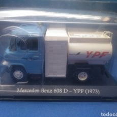 Coches a escala: MERCEDES BENZ 608 D- YPF 1973, COLECCIÓN SERVICIOS DE ARGENTINA,, 1/43, NUEVO Y EN BLISTER.. Lote 205396666