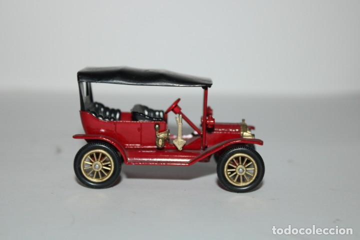 FORD MODEL T 1911 - MATCHBOX - MODELS OF YESTERYEAR N.º 1 - MADE IN ENGLAND (Juguetes - Coches a Escala 1:43 Otras Marcas)