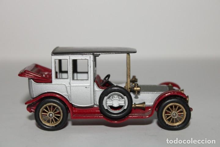 MATCHBOX YESTERYEAR, Y-7, 1912 ROLLS ROYCE, METAL (Juguetes - Coches a Escala 1:43 Otras Marcas)