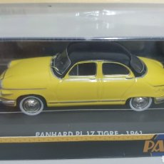 Coches a escala: PANHARD PL 17 TIGRE DE 1961.. Lote 205819737