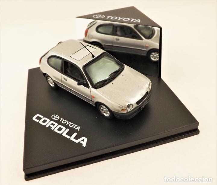 Coches a escala: Toyota Corolla (oficial). Esc 1:43 - Foto 2 - 206126785