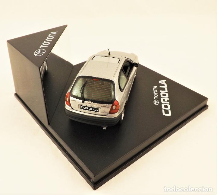 Coches a escala: Toyota Corolla (oficial). Esc 1:43 - Foto 3 - 206126785