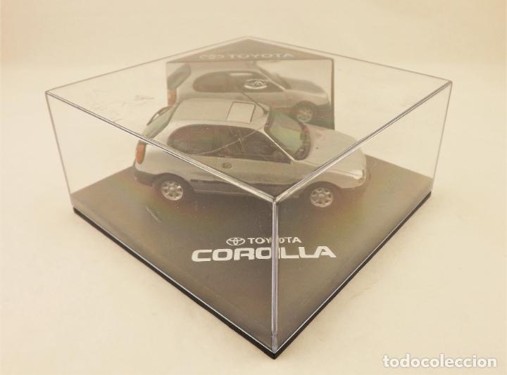 Coches a escala: Toyota Corolla (oficial). Esc 1:43 - Foto 4 - 206126785