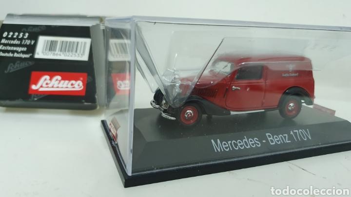 Coches a escala: Mercedes Benz 170V. Schuco 1:43. - Foto 2 - 206199168