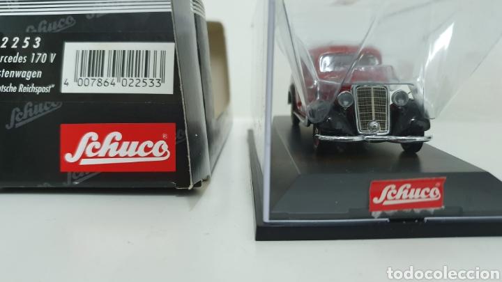 Coches a escala: Mercedes Benz 170V. Schuco 1:43. - Foto 3 - 206199168