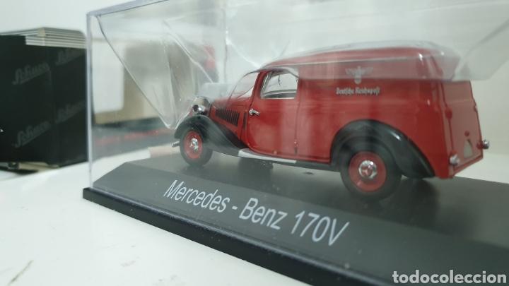 Coches a escala: Mercedes Benz 170V. Schuco 1:43. - Foto 6 - 206199168
