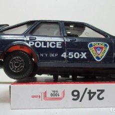 Coches a escala: 457 FORD SIERRA POLICIA DE GUISVAL ESCORPION 1ª SERIE. Lote 206210538