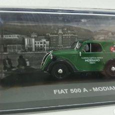 Coches a escala: FURGONETA FIAT 500A DE 1946.. Lote 206282640