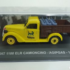 Coches a escala: FURGONETA FIAT 1100 DE 1954. Lote 206284061