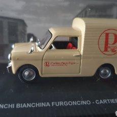 Coches a escala: FURGONETA AUTOBIANCHI BIANCHINO DE 1968.. Lote 206931312