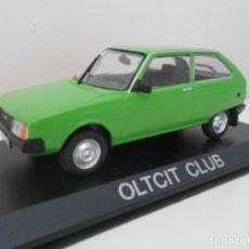 Coches a escala: COCHE OLTCIT CLUB MODEL CAR 1/43 1:43 MINIATURE MINIATURA ALFREEDOM. Lote 207566347