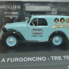 Coches a escala: FURGONETA FIAT 500 A DE 1948.. Lote 207640765