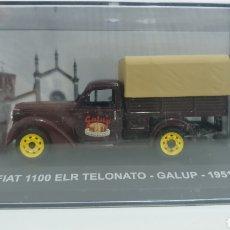 Coches a escala: CAMIÓN FURGÓN FIAT 1100 DE 1951.. Lote 207641420