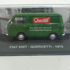 Coches a escala: FURGONETA FIAT 850T DE 1975.. Lote 207642078