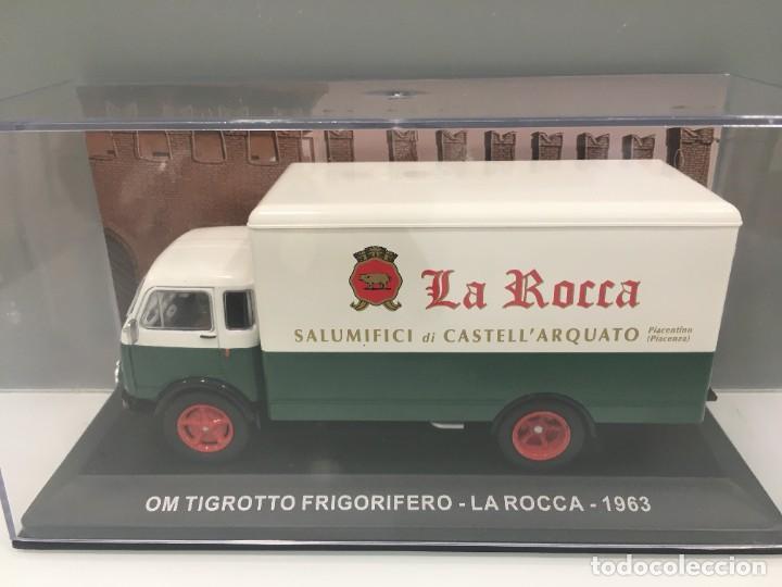 Coches a escala: CamiÓn om tigrotto frigorifero- la rocca 1963. altaya. escala 1/43, - Foto 7 - 293641458