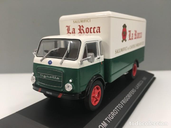 Coches a escala: CamiÓn om tigrotto frigorifero- la rocca 1963. altaya. escala 1/43, - Foto 8 - 293641458