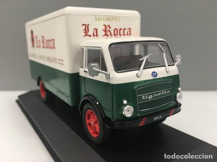 Coches a escala: CamiÓn om tigrotto frigorifero- la rocca 1963. altaya. escala 1/43, - Foto 2 - 293641458