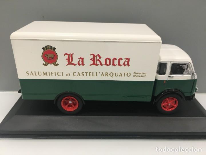 Coches a escala: CamiÓn om tigrotto frigorifero- la rocca 1963. altaya. escala 1/43, - Foto 3 - 293641458