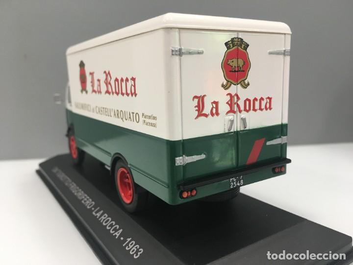 Coches a escala: CamiÓn om tigrotto frigorifero- la rocca 1963. altaya. escala 1/43, - Foto 5 - 293641458