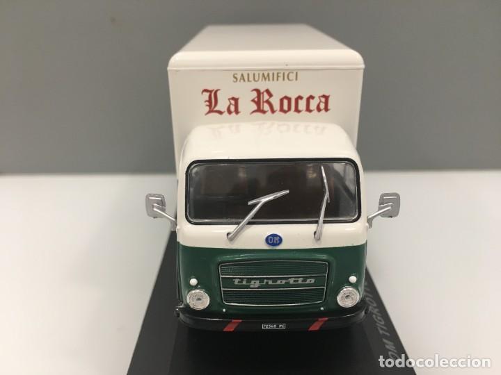 Coches a escala: CamiÓn om tigrotto frigorifero- la rocca 1963. altaya. escala 1/43, - Foto 6 - 293641458