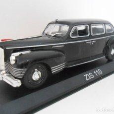 Carros em escala: COCHE ZIS 110 MODEL CAR 1/43 1:43 MINIATURE MINIATURA ALFREEDOM. Lote 207885875