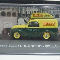 Coches a escala: FIAT 500C DE 1959.. Lote 207918790