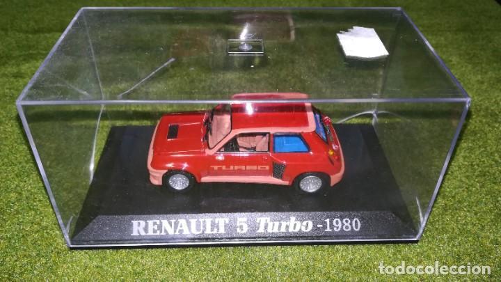 RENAULT 5 TURBO - 1980 (Juguetes - Coches a Escala 1:43 Otras Marcas)