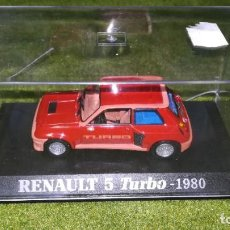 Coches a escala: RENAULT 5 TURBO - 1980. Lote 208142373