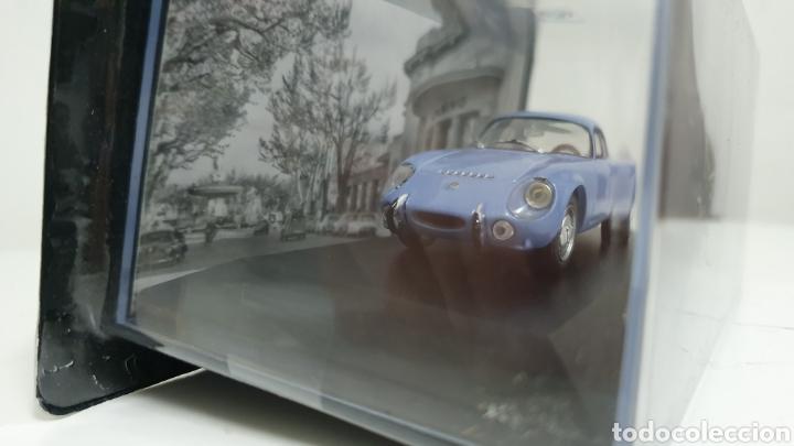 Rene bonnet Djet 1962 listo modelo escala 1:43 en vitrina