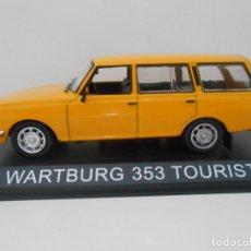 Voitures à l'échelle: COCHE WARTBURG 353 TOURIST MODEL CAR 1/43 1:43 MINIATURE MINIATURA ALFREEDOM. Lote 208194737