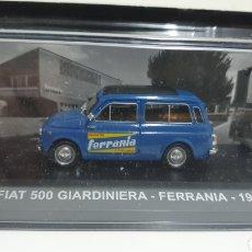 Coches a escala: FIAT 500 DE 1964.. Lote 208299835