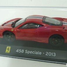 Coches a escala: FERRARI 458 SPECIALE DE 2013.. Lote 208305438