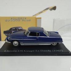Coches a escala: CITROËN DS COUPÉ LE DANDY DE 1967.. Lote 236794465