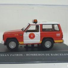 Coches a escala: NISSAN PATROL BOMBEROS DE BARCELONA.. Lote 208403330