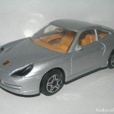 Coches a escala: COCHE PORSCHE 911 CARRERA A ESCALA 1/43 FABRICADO POR BURAGO - MADE IN ITALY -. Lote 228129955