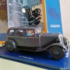 Carros em escala: COCHE COLECCIÓN TINTIN -LA LIMUSINA CHRYSLER SIX- Nº 38. Lote 209307260