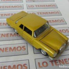 Coches a escala: COCHE METALICO MERCEDES COUPE 250 MARCA AUTO PILEN ESCALA 1/43. Lote 209992113