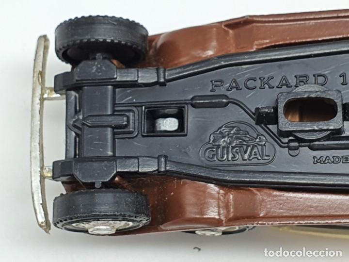 Coches a escala: COCHECITO GUISVAL PACKARD 1930 ( ESCALA 1/43 ) MADE IN SPAIN - Foto 12 - 210017840