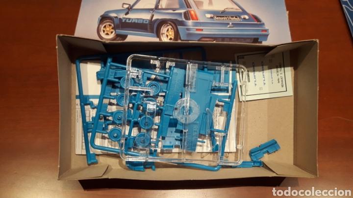 Coches a escala: Maqueta Heller Renault 5 Turbo - Foto 2 - 210353663