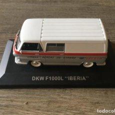 "Carros em escala: FURGONETA CLÁSICA DE ANTAÑO DKW F1000L "" IBERIA "" ALTAYA. Lote 210754465"