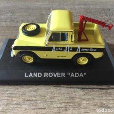 """Carros em escala: FURGONETA CLÁSICA DE ANTAÑO LAND ROVER """" ADA """" ALTAYA. Lote 210824679"""
