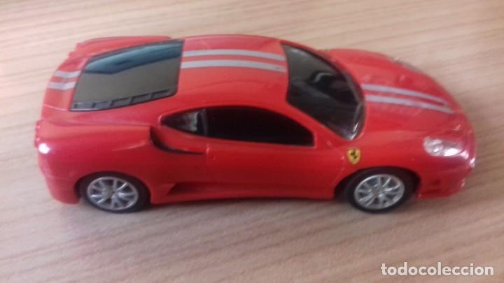 Coches a escala: Lote dos Ferraris y regalo de un tercero de formula 1 - Foto 20 - 211981585
